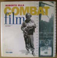PCQ/5 Roberto Olla COMBAT FILM Rai-Eri 1997/immagini Guerra/fotografi Militari Sul Fronte Italiano - Italiano