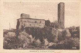 30 // BOUCOIRAN   Le Chateau Et La Tour   ERA  Bistre - France