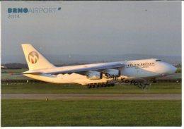 Antonov 124 Ruslan Maximus  Air Cargo Aircraft AN124 Aereo Avion Aviation AN-124 Aiplane Planes Flugzeuge  AN-124 - 1946-....: Era Moderna