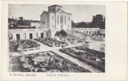 C299 !!! SAN SEVERINO VILLA COLLIO F.P. !!! - Autres Villes