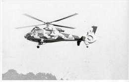 PHOTO (8.5x12)(aviation)  Helicoptere - Elicotteri