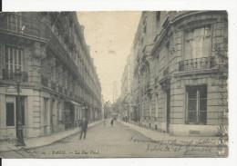 Paris   Rue Picot - Francia