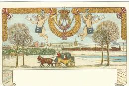 Danish Mail. Reprint.  S-2067 - Postal Services