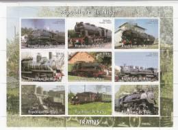 Niger - Trenes