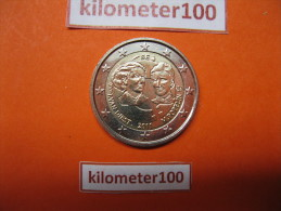 2 EUR 2012 - BELGIE UNC - 75 Jaar Koningin Elisabeth Wedstrijd - Belgium