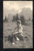 N792  Foto FERRANIA SU CARTOLINA - 1961 PASSO VIGNA -  Ragazza Girl Femme Frau Chica Pin Up - Photographie, Photography - Pin-ups