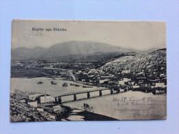 AK    ALBANIA  SHKODRA  MARUBBI  1917.  FELDPOST - Albanie