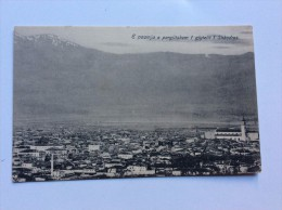 AK    ALBANIA  SHKODRA - Albanie