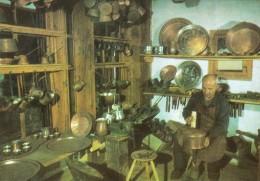Bulgaria The Village Etar Gabrovo District Ethnographic Complex A Coppersmith 1981 - Europe