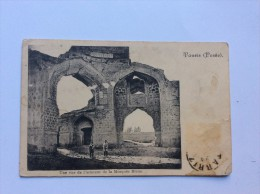 AK    IRAN   TAURIS     PERSE    UNDIVED BACK  PRE-1904 - Iran