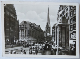 HAMBURG MÖNCKEBERGSTRASSE 1949 - Unclassified