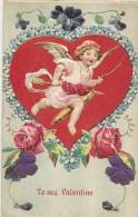 Y-TO MY VALENTINE(CUPIDO) - San Valentino