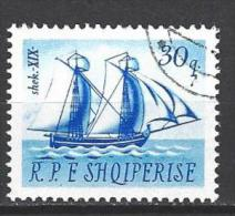 ALBANIE 1965 Yvert N° 827 Oblitéré Used - Albanie