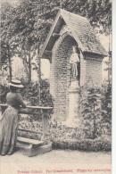 Gistel, Prioraat Ghistel, Het Genadebeeld, Plaats Der Verwurging (pk19483) - Gistel