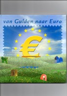 Van Gulden Naar Euro Kleine Album Uitgeverij DAVO Deventer - Postzegels