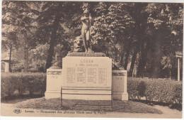 LEUZE, Monument Des Glorieux Morts Pour La Patrie (pk19495) - Leuze-en-Hainaut