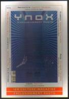 """Carte Postale édition """"Carte à Pub"""" - Ynox, Exclusivement Photo (magazine) Couverture : Kyoichi Tsuzuki - Advertising"""