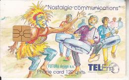 SAINT MARTIN - 30th Of Carnival 2, Chip GEM1, Used - Antilles (Netherlands)