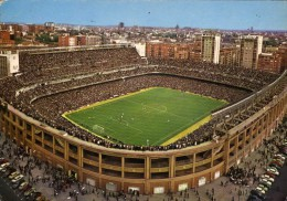 Espagne - 299 - Madrid - Stade Santiago Bernabeu (Complet) - - Estadios