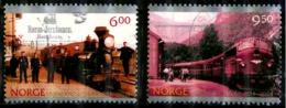 Norvége Oblitérés Scott N°1405.1407. - Oblitérés