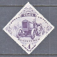 Tana Touva 48    *    TRACTOR - Tuva