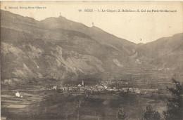 SEEZ - Le Clapet, Belleface, Col Du Petit-St-Bernard  92 - Non Classés