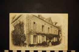 Cpa, 76,  Saint Jouin -maison De La Belle Ernestine, Dos Simple, 1903 - France