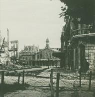 France WWI Arras Quartier De La Gare En Ruines Bombardements Ancienne Photo SIP 1914-1918 - War, Military