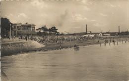 Cpsm Pf -  LA ROCHELLE - La Plage     123 - La Rochelle