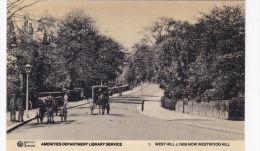 LEWISHAM - WEST HILL 1909. REPRINT - London Suburbs