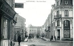N°42795 -cpa Saint Mihiel -la Rue Notre Dame- - Saint Mihiel
