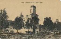 Hammam Lif  Sortie De Messe Eglise  Automobile - Tunisia