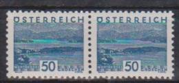 """Österreich 1932:  """"Landschaftsbilder"""" PAAR Postfrisch Luxus Nr. 541 ANK 80,--(siehe Foto/Scan) - 1918-1945 1. Republik"""