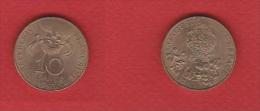 10 Francs 1983  //  SUP  //  Conquête De L'espace - K. 10 Francs