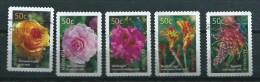 2003 Australia Complete Set Blümen,bloemen,fleurs,flowers Self-adhesive,zelfklevend Used/gebruikt/oblitere - 2000-09 Elizabeth II
