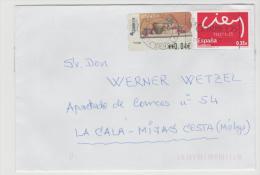 EP326/ Mischfrankatur  2013 - 1931-Heute: 2. Rep. - ... Juan Carlos I