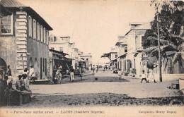 ¤¤  -  5   -  NIGERIA   -  LAGOS   -  Porto-Novo Market Street     -  ¤¤ - Nigeria