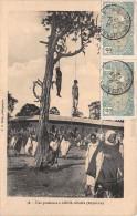 ¤¤  -   38   -   ETHIOPIE   -  Une Pendaison à ADDIS-ABABA  -  Abyssinie    -  ¤¤ - Ethiopie
