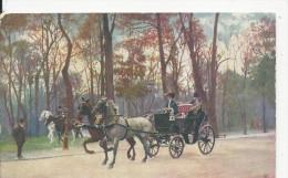 Paris    Bois De Boulogne    Editeur  Tuck      Serie 631 - Francia
