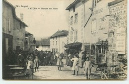MATOUR - Marché Aux Veaux - France