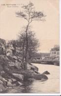 Carte 1910 PONT AVEN / LE PORT : ETUDE D'ARBRES - Pont Aven
