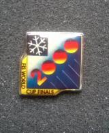 Pin´s FIS WORLD CUP FINALS 2000 -P218 - Sport Invernali