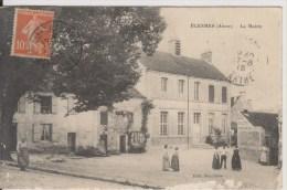 D02 - BLESMES - LA MAIRIE (CAFE DU CENTRE - EPICERIE - MERCERIE) - France