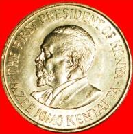 ★WITH LEGEND: KENYA★ 5 CENTS 1970! LOW START★NO RESERVE! - Kenya