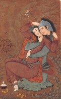 ¤¤   -  IRAN  -   ISFAHAN  -  Amoureux  -  Illustrateur , Peintre   -  ¤¤ - Iran