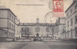 Belgique - Virton - Ecole Moyenne Et Collège Communal - Virton