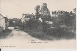 D02 - BRUMETZ - L'EGLISE - France