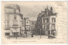 41 - BLOIS - Perspective De La Rue Denis-Papin - ND 9 - Blois