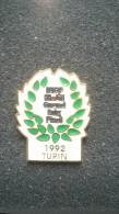 Pin´s IAAF Mobil Grand Prix Final (Turin 1992)  -P228 - Atletica