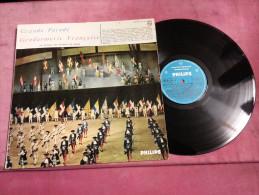 Disque 33 T Vinyle GRANDE PARADE De La GENDARMERIE FRANCAISE AU PALAIS DES SPORTS DE PARIS Moto Motard - Autres - Musique Française